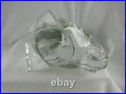 Barth Art by Paden City PELICAN 10 Crystal VERY RARE Glass Bird