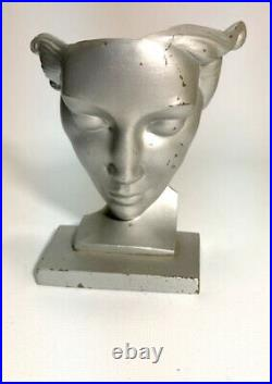 Frankart Bookend Sculpture
