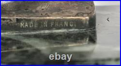 Magnificent Pair Of French Art Deco Bronze Marble Bookends By Maurice Frecourt
